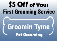 $5 Off, Dog Grooming in Poughkeepsie, NY